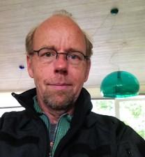 Pieter Hordijk, grafisch vormgever bij Blink ontwerpers