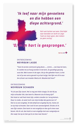 tekstpaneel voor expositie Leestekens, stichting Cordaan. Regio Amsterdam.